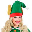 wholesale Toys: santa's little helper elf hats with ears - for