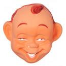 Smile baby's mask  plastic - voor volwassenen