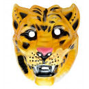 wholesale Toys: tiger mask plastic - for adults / unisex