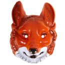 wholesale Toys: pvc fox mask - for adults / unisex