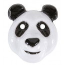 wholesale Toys: pvc panda mask - for adults / unisex
