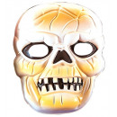 wholesale Toys: skull mask plastic - for men