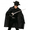 wholesale Toys: child size black cape 100 cm - for children / u
