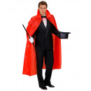 wholesale Toys: red cape 130 cm - for adults / unisex