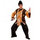 wholesale Costume Fashion:  samurai warrior   (kimono, vest, pants, belt), Siz