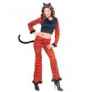 grossiste Jouets: tigre (en haut, un pantalon avec la queue, les o