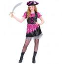 fancy buccaneer  (dress, hat), Size: (140 cm / 8-