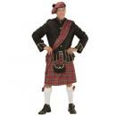 Scotsman  (veste, jupe, ceinture, sac à main, cha