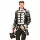 groothandel Speelgoed:  Zilver jacquard  parade rok  voor de mens, Afmetin