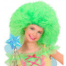 wholesale Toys: fairy wig neon green - in polybag, Hat size: ...