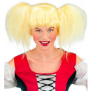 wholesale Toys: heidi wig in polybag, Hat size: 0 - for women