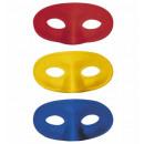 Masquerade eyemask Colore 3 assortiti: 6 rosso,