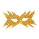 glitter di oro di stelle eyemask - per le donne
