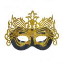 Glitter eyemask barocco - per le donne