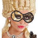 Eyemask vanità con pizzo - per gli adulti / ONU