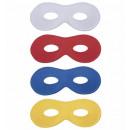Caprice eyemask 4 colori assortiti: bianco, ...