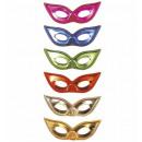 metallici   eyemask 6 colori ass. - per donne
