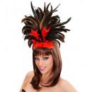 wholesale Toys: copacabana feathered headband 6 colors ...