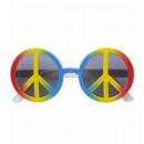 wholesale Toys: love & peace glasses multicolor, Hat ...