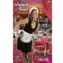 groothandel Speelgoed:  French maid  'dress-up set (hoofddeksel, choke
