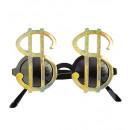 dollarbril  - voor volwassenen / unisex