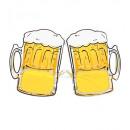 wholesale Toys: oktoberfest beer glasses , Hat size: 0 - for adu