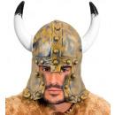 wholesale Toys: bronze barbarian helmet latex, Hat size: 0 - fo