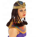 wholesale Toys: cleopatra headpiece with plaits , Hat size: ...