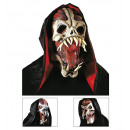 wholesale Toys: hooded space monster mask 3 styles assorted, Hat