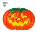 wholesale Toys: 3d neon pumpkin 56x41 cm, Hat size: 0
