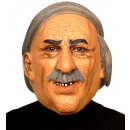 wholesale Toys: old wil mask with comb-over hair & moustache -