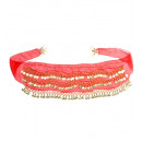 wholesale Toys:  coin sash  red - for women