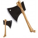 real look bone axe - 36 cm, Hat size: 0 - for a