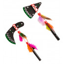 wholesale Toys:  eva native indian  weapon  2 styles assorted -  fo