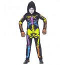 ingrosso Giocattoli: scheletro colorato (tuta con cappuccio), ...