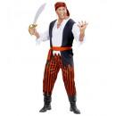 grossiste Jouets: Pirate caribbean (chemise avec gilet, pantalon,