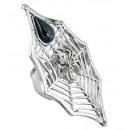 grossiste Jouets: Gothic anneau spider & spiderweb avec ...