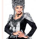 groothandel Accessoires & Onderdelen:  Gothic ring met  paarse gem  - voor volwassenen /