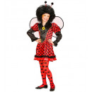 grossiste Jouets: Coccinelle (robe, ailes, antennes), Taille: ...