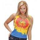 wholesale Toys: tie dye tank top , Size: (XL), Hat size: 0 - for