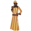wholesale Skirts:  african woman   (coat, skirt, hat), Size: (S) -  f