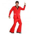Großhandel Spielwaren:  Red Partei  Anzüge  (Jacke,  Hose), Größe: (S) ...