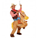 wholesale Toys: cowboy on horse (airblown inflatable ...