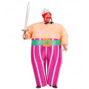 wholesale Toys: viking (airblown inflatable costume, belt, helme