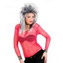 Neonroze visnet shirts , Maat: (M) - voor vrouwen
