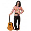 ingrosso Moda e tradizione:  Dude hippie   (camicia,  pantaloni, ...