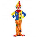 wholesale Fashion & Mode:  clown  (coat,  pants), Size: (158 cm / 11-13 Years