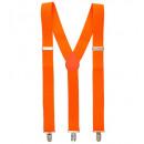 Großhandel Dekoration:  Orange  Zahnspange  - für Erwachsene / unisex