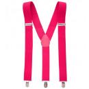 Großhandel Dekoration:  Pink Zahnspange   - für Erwachsene / unisex