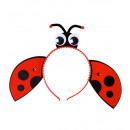 wholesale Scarves, Hats & Gloves: ladybug headpiece , Hat size: 0 - for girls
